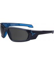 Cebe S-cape stor antrasitt blå polariserte solbriller