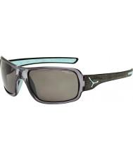 Cebe Changpa børstet grå polariserte solbriller