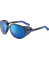 Cebe Cbsum2 toppmøte sorte solbriller