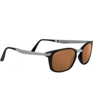 Serengeti 8494 volare gunmetal solbriller