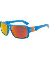 Cebe Lam matt blå oransje polariserte solbriller