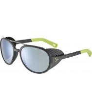 Cebe Cbsum4 toppmøte sorte solbriller