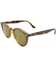RayBan Rb2180 49 highstreet mørk havana 710-73 solbriller