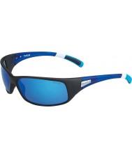 Bolle 12436 rekyler svarte solbriller