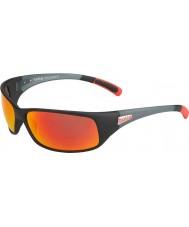 Bolle 12438 rekyler svarte solbriller