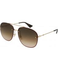 Gucci Herre gg0227s 003 62 solbriller