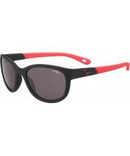 Cebe Katniss (alder 7-10) matt svart rosa 1500 grå blått lys solbriller