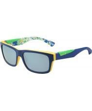 Bolle Jude matt blå brasil gb-10 solbriller