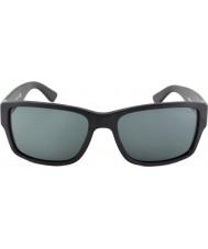 Polo Ralph Lauren Ph4061 57 mattsvarte 500187 solbriller