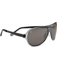 Serengeti Alice krystall mørk grå polarisert phd CPG solbriller