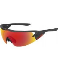 Bolle 12444 aeromax svarte solbriller