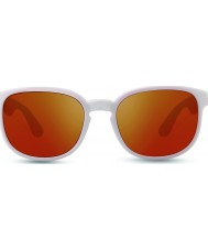 Revo Re1028 Kash hvit korall grå - åpne veien polarisert solbriller