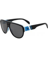 Cebe Miami svart blå 1500 grå flash speil solbriller