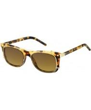 Marc Jacobs Marc 17-s u63 vo Havana gull solbriller