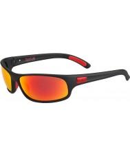 Bolle 12447 anaconda svarte solbriller