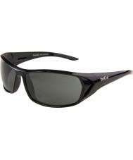 Bolle Blacktail skinnende svart polarisert TNS solbriller
