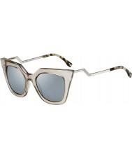 Fendi Iridia ff 0060-s MSQ 3U krystall solbriller