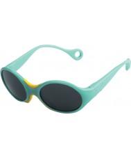 Cebe 1973 (alder 1-3) lyseblå gul 2000 grå solbriller