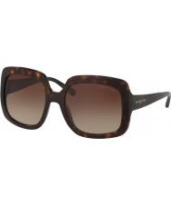 Michael Kors Mk2036 55 havna tåke mørk skilpaddeskall 300613 solbriller