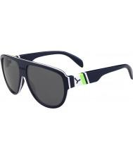 Cebe Miami mørk blå grønne 1500 grå flash speil solbriller