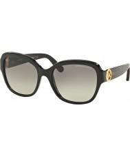 Michael Kors Mk6027 55 Tabitha iii svart glitter 309911 solbriller