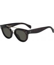 Celine Cl 41043-s 086 1e skilpaddeskjell, solbriller