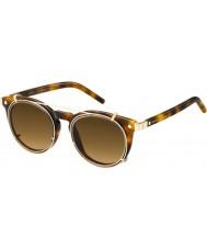 Marc Jacobs Marc 18-s u6j zx Havana gull solbriller