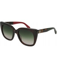 Gucci Ladies gg0163s 004 51 solbriller