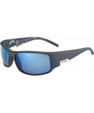 Bolle Kongen matt blå havet polarisert offshore blå solbriller