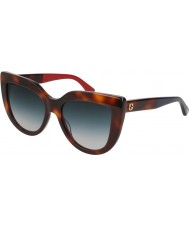 Gucci Ladies gg0164s 004 53 solbriller