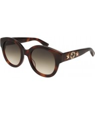 Gucci Ladies gg0207s 002 51 solbriller