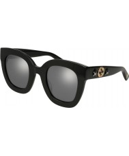 Gucci Ladies gg0208s 002 49 solbriller