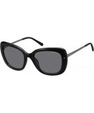 Polaroid Ladies pld4044-s cvs Y2 svart ruthenium polariserte solbriller