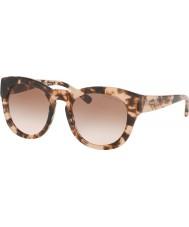Michael Kors Mk2037 50 sommerbris rosa skilpaddeskall 322513 solbriller
