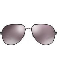 Oakley Oo4119-05 elmont m og l matt svart - Prizm daglige polariserte solbriller