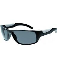 Bolle Vibe skinnende svart TNS solbriller