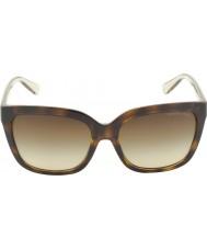 Michael Kors Mk6016 54 glam skilpaddeskall smokey gjennomsiktige 305413 solbriller