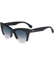 Fendi Ladies ff 0238-s 3h2 jp solbriller