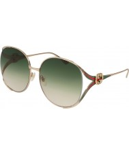 Gucci Ladies gg0225s 003 63 solbriller