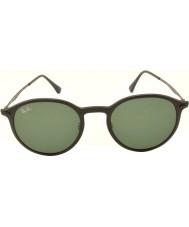RayBan Rb4224 49 tech lys ray mattsvarte 601s71 solbriller