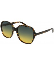 Gucci Ladies gg0092s 003 solbriller