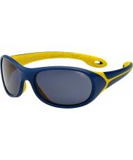 Cebe Simba (alder 5-7) natt blå gule solbriller