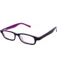 Eyejusters P1C1504PP Purple rosa justerbare lesebriller - 0,00 til 3,00 styrke