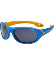 Cebe Simba (alder 5-7) blå oransje solbriller