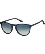Polaroid Pld6003-n sek Z7 Havana blå polarisert solbriller