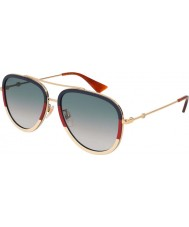 Gucci Ladies gg0062s 013 57 solbriller