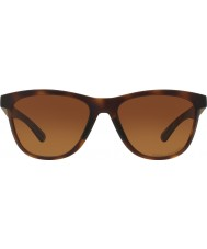Oakley Oo9320-04 moonlighter brun skilpaddeskall - brun gradient polarisert solbriller