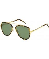 Marc Jacobs Mens marc 136-s LSH dj oppdaget Havana gull solbriller