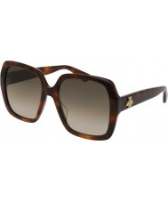 Gucci Ladies gg0096s 002 solbriller