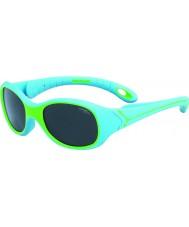 Cebe S-Kimo (alder 1-3) blå grønne solbriller